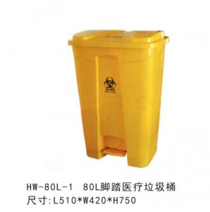 HW-081  80L脚踏医疗beplay官网